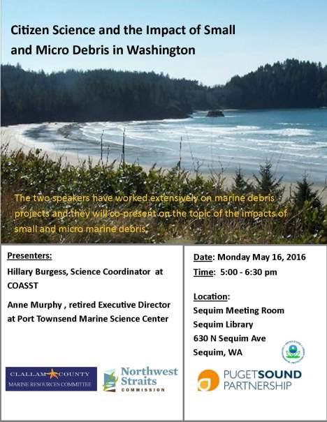 Hillary and Anne marine debris flyer-1