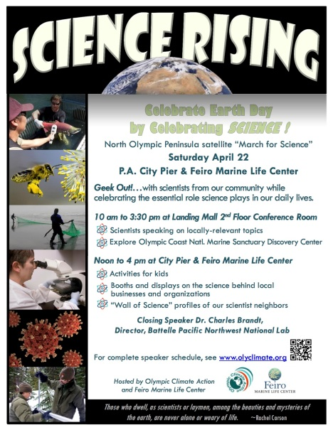 Science Celebration Poster