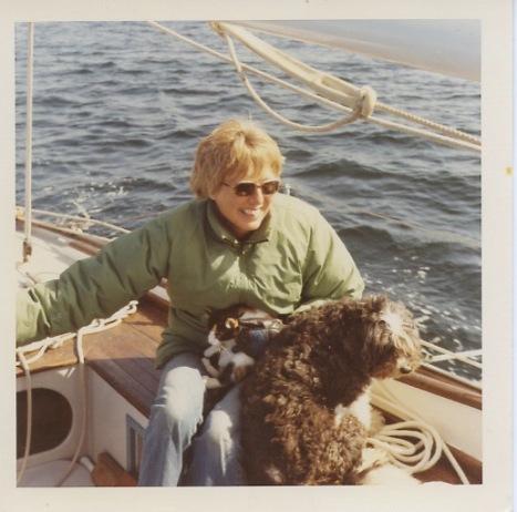 Jo Bailey August 1974