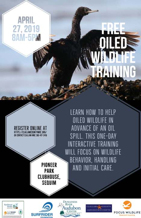Free Oiled Widlife Training Apr 2019